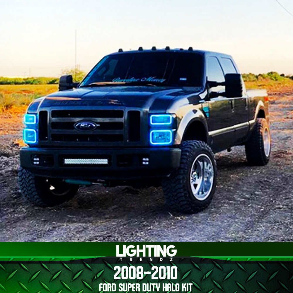 2008-2010 Ford Super Duty Halo Kit