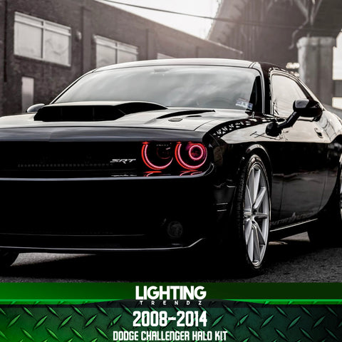 2008-2014 Dodge Challenger Halo Kit