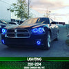 Image of 2011-2014 Dodge Charger Halo Kit