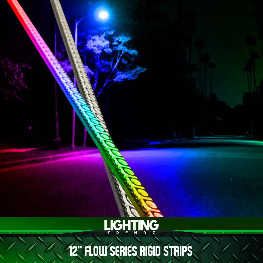 "12"" Flow Series Rigid Strips"