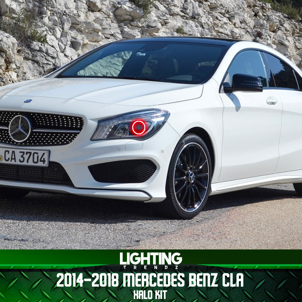 2014-2018 Mercedes Benz CLA Halo Kit