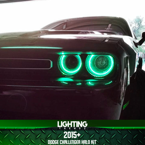 2015+ Dodge Challenger Halo Kit