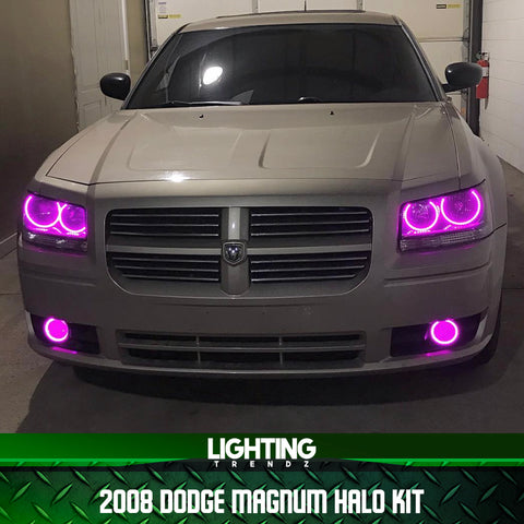 2008 Dodge Magnum Halo Kit