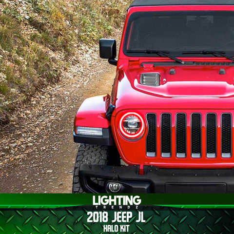 2018 Jeep JL Halo Kit