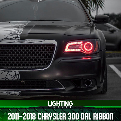 2011-2019 Chrysler 300 DRL Ribbons