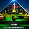Image of Flex Underbody Lighting Kit (RGB  RGBW or Flow Series)