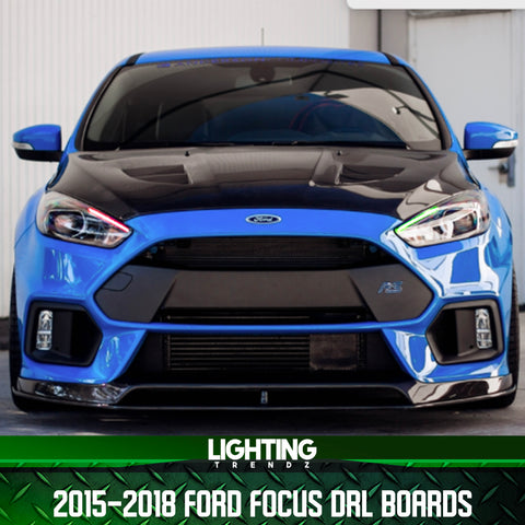 2015-2018 Ford Focus DRL Boards