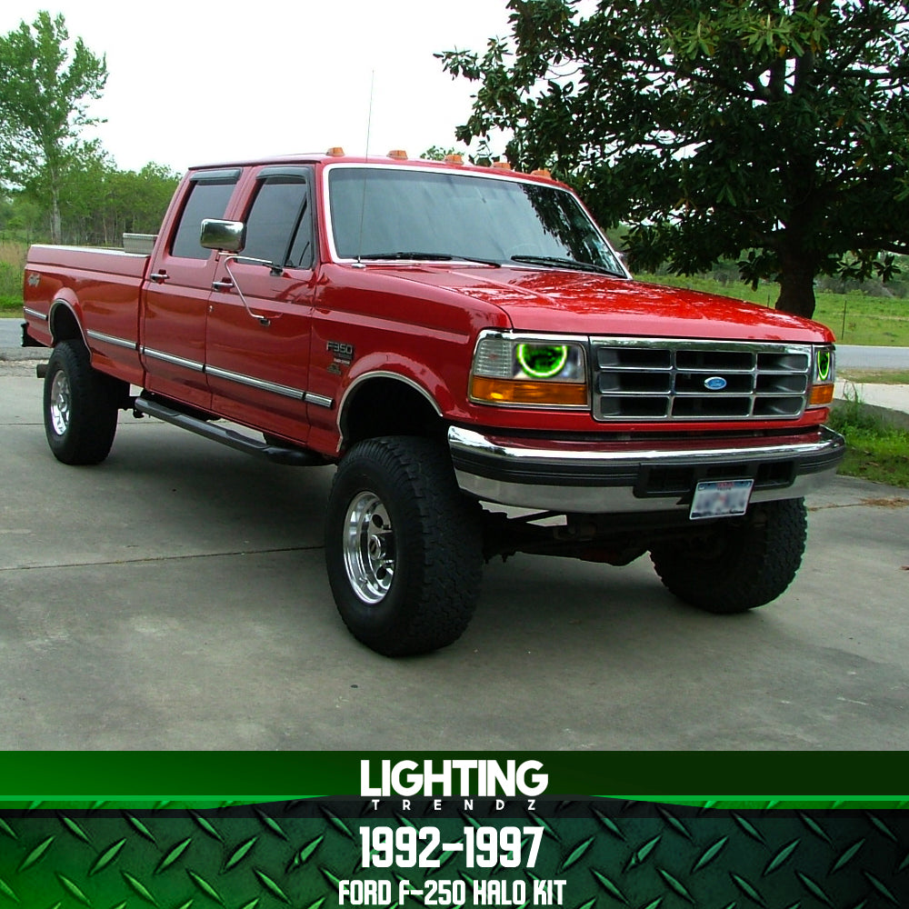 1992-1997 Ford F-250 Halo Kit