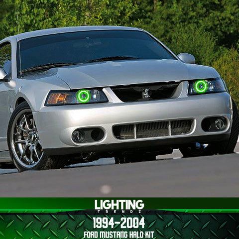 1994-2004 Ford Mustang Halo Kit
