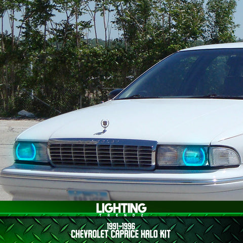 1991-1996 Chevrolet Caprice Halo Kit
