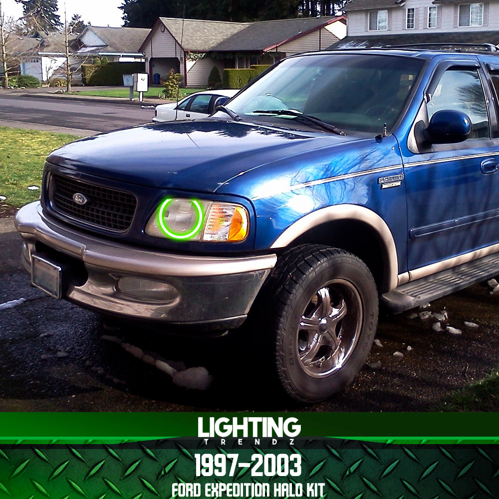 1997-2002 Ford Expedition Halo Kit
