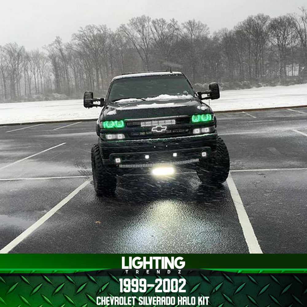1999-2002 Chevrolet Silverado Halo Kit