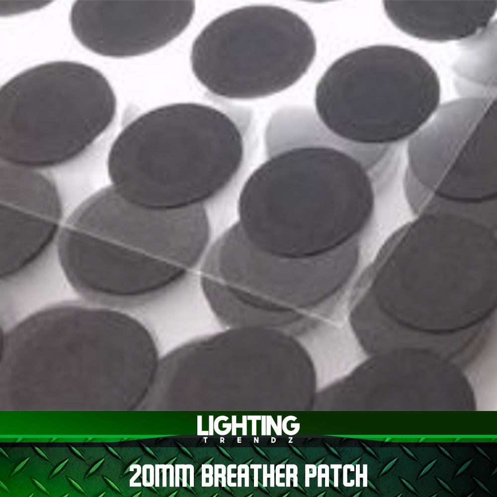 20MM BREATHER PATCH