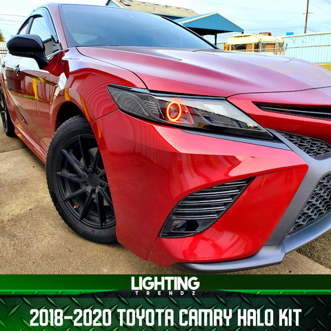 2018-2020 Toyota Camry Halo Kit