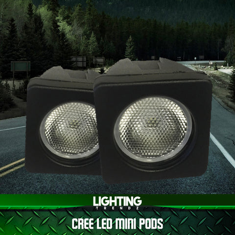 CREE LED Mini-Pod