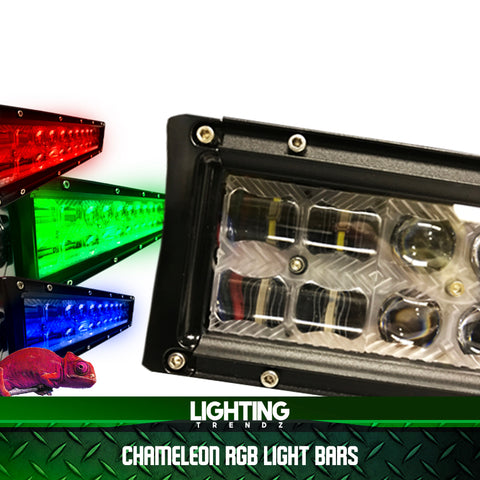 Chameleon Series (RGB) Light Bars