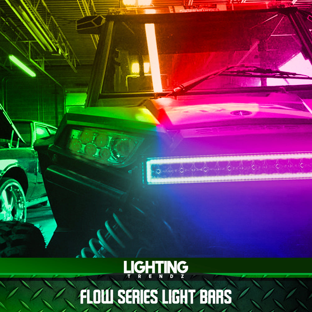 Flow Series Light Bars