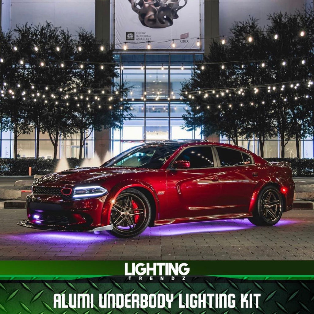 Alumi Underbody Lighting Kit (RGB  RGBW or Flow Series)