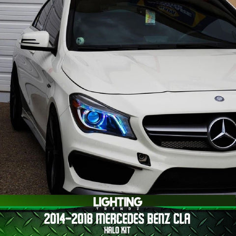 2013-2018 Mercedes CLA250 Halo Kit