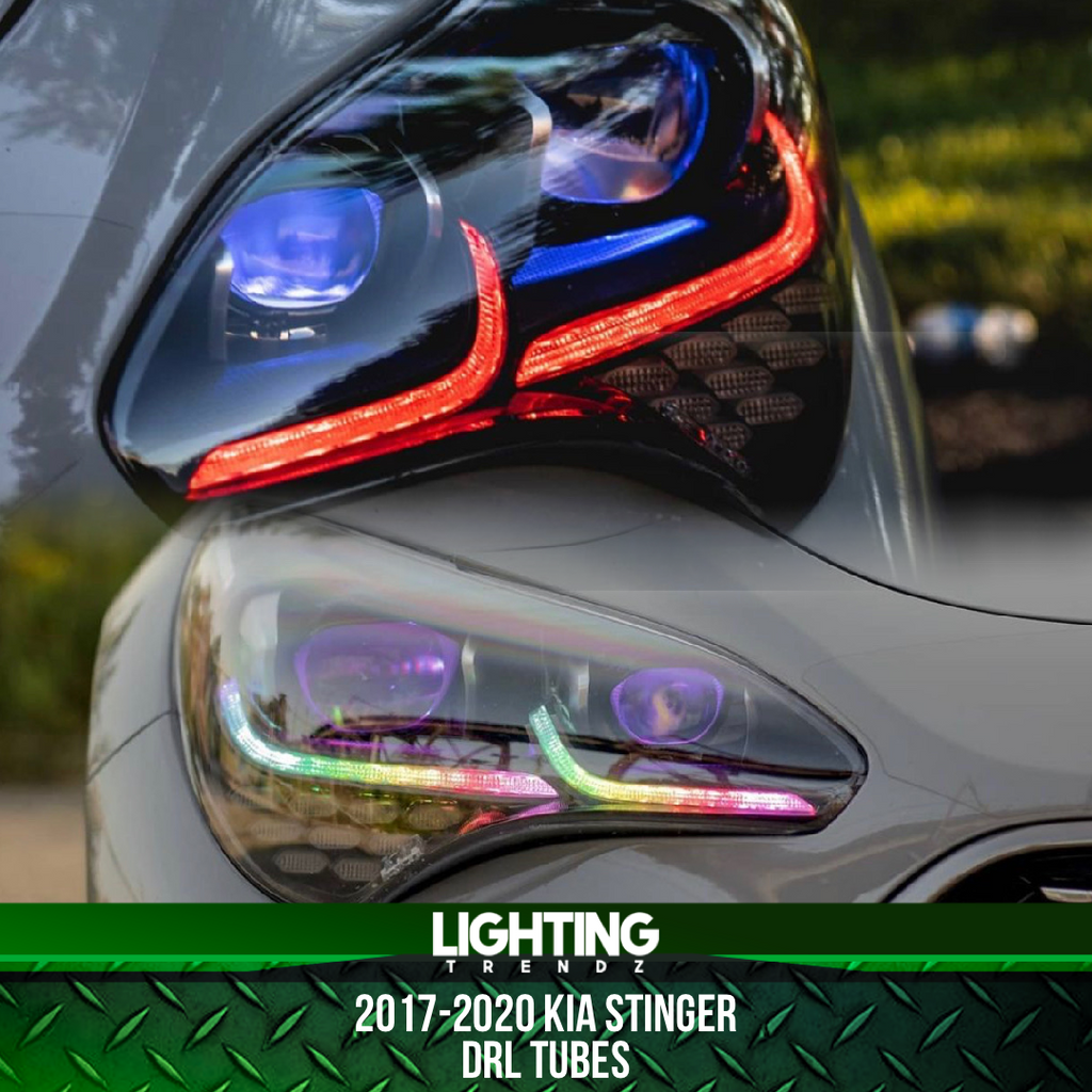 2017-2020 Kia Stinger DRL Kit