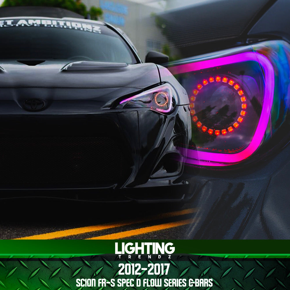 2012-2017 Scion FR-S Spec D Flow Series DRL Boards