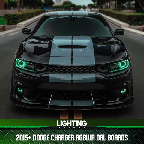 2015-2020 Dodge Charger RGBWA DRL Boards
