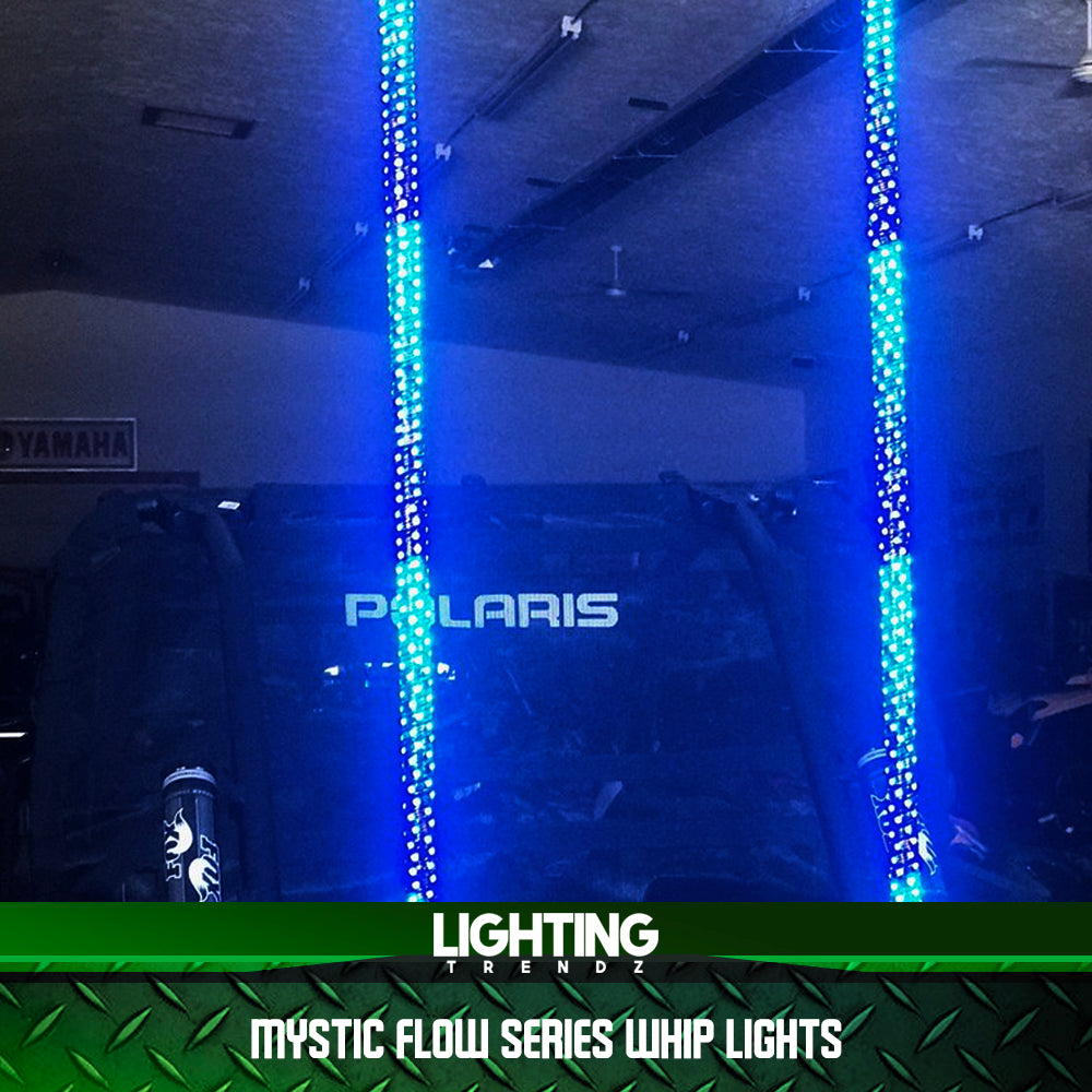 Mystic Flow Series Whip Lights