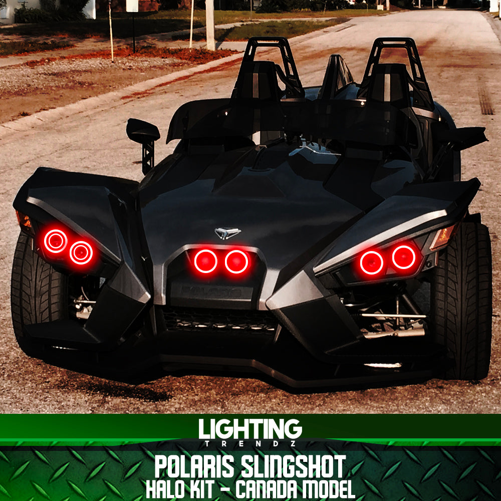 Polaris Slingshot Ring Halo Kit (Canada Model)