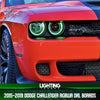 Image of 2015-2019 Dodge Challenger RGBWA DRL Boards