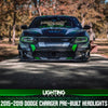 Image of 2015-2020 Dodge Charger Pre-Built Headlights