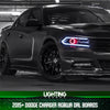 Image of 2015-2019 Dodge Charger RGBWA DRL Boards