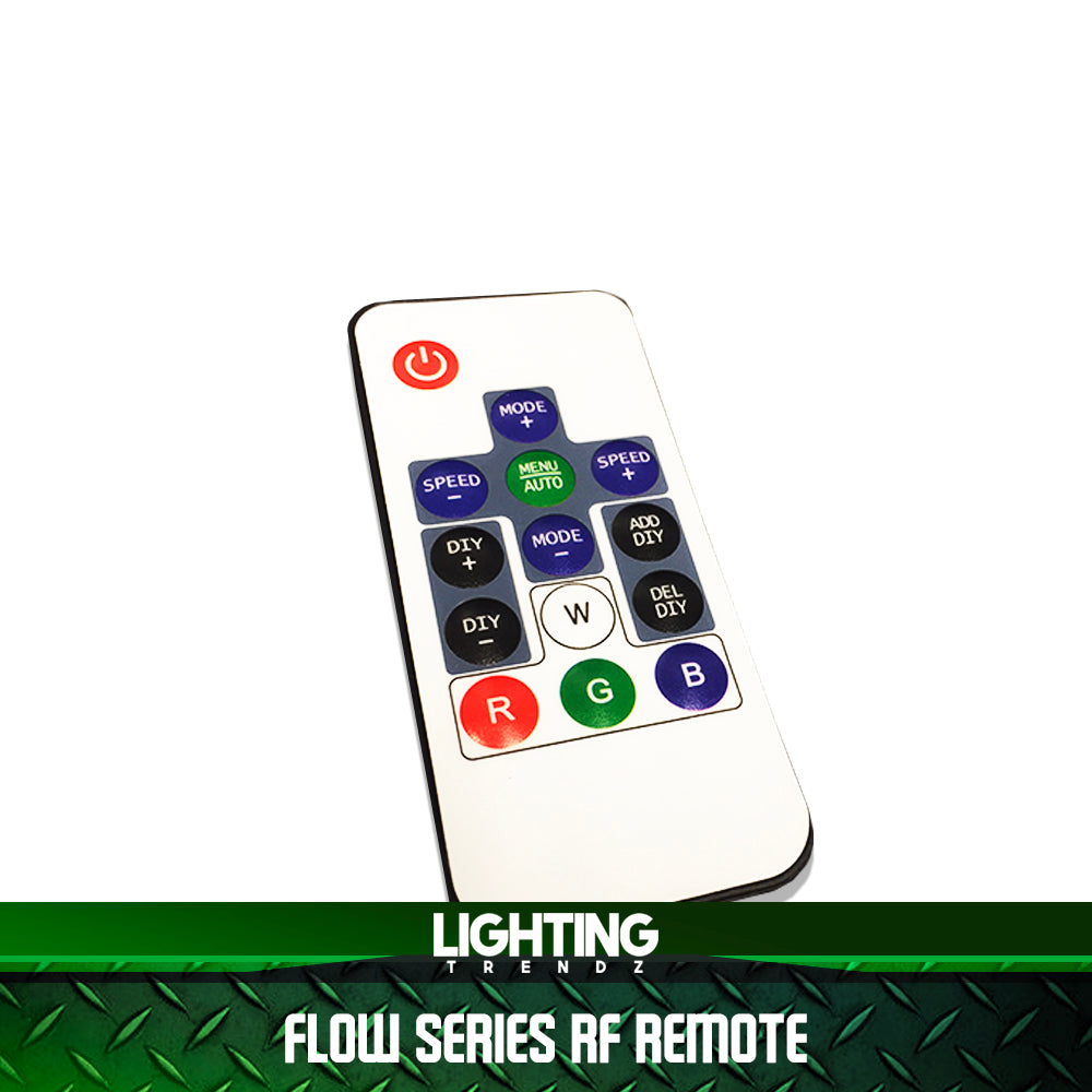 Flow Series RF Remote