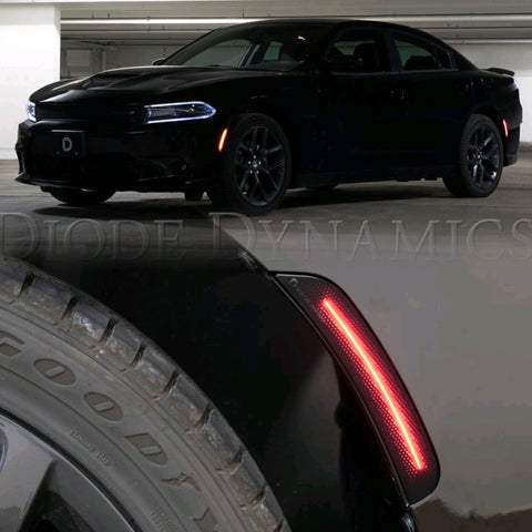 2015-2020 LED Sidemarker Dodge Charger