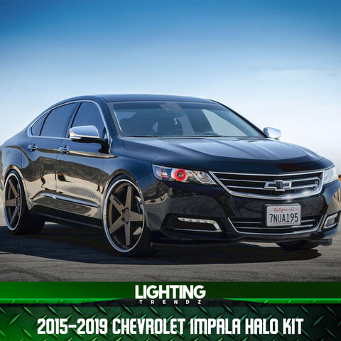 2015-2019 Chevrolet Impala Halo Kit