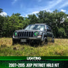 Image of 2007-2015 Jeep Patriot Halo Kit