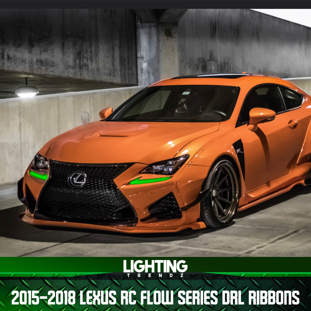2015-2018 Lexus RC Flow Series DRL