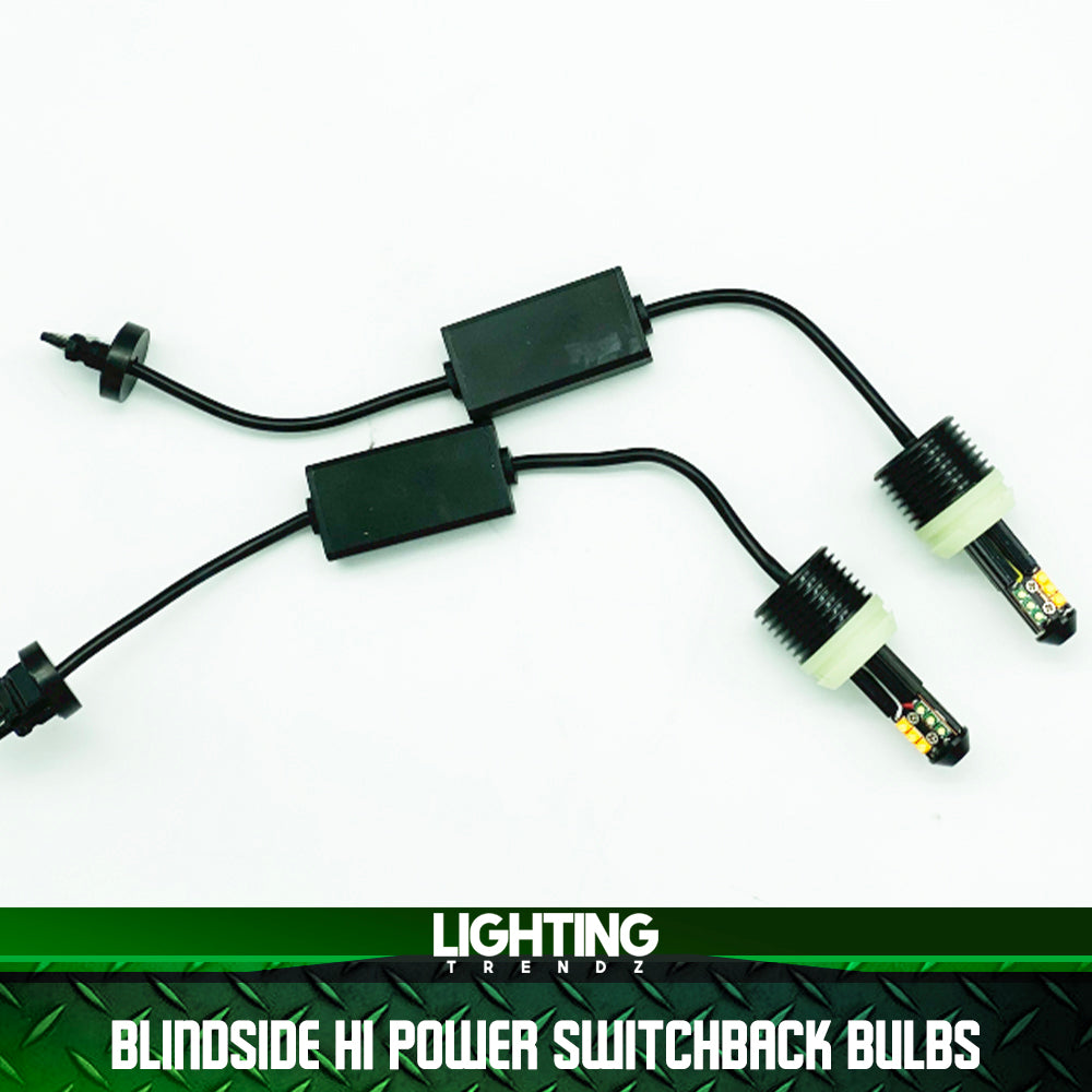 BLINDSIDE | Hi-Power Switchback Bulbs