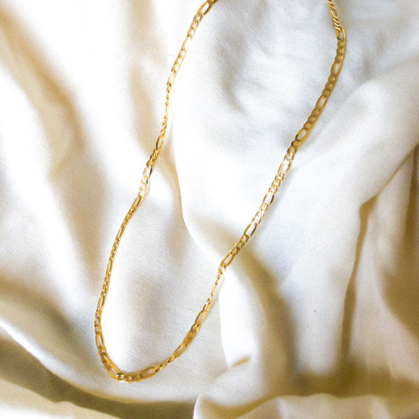 Figaro Chain Necklace