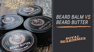 Beard Butter vs. Beard Balm