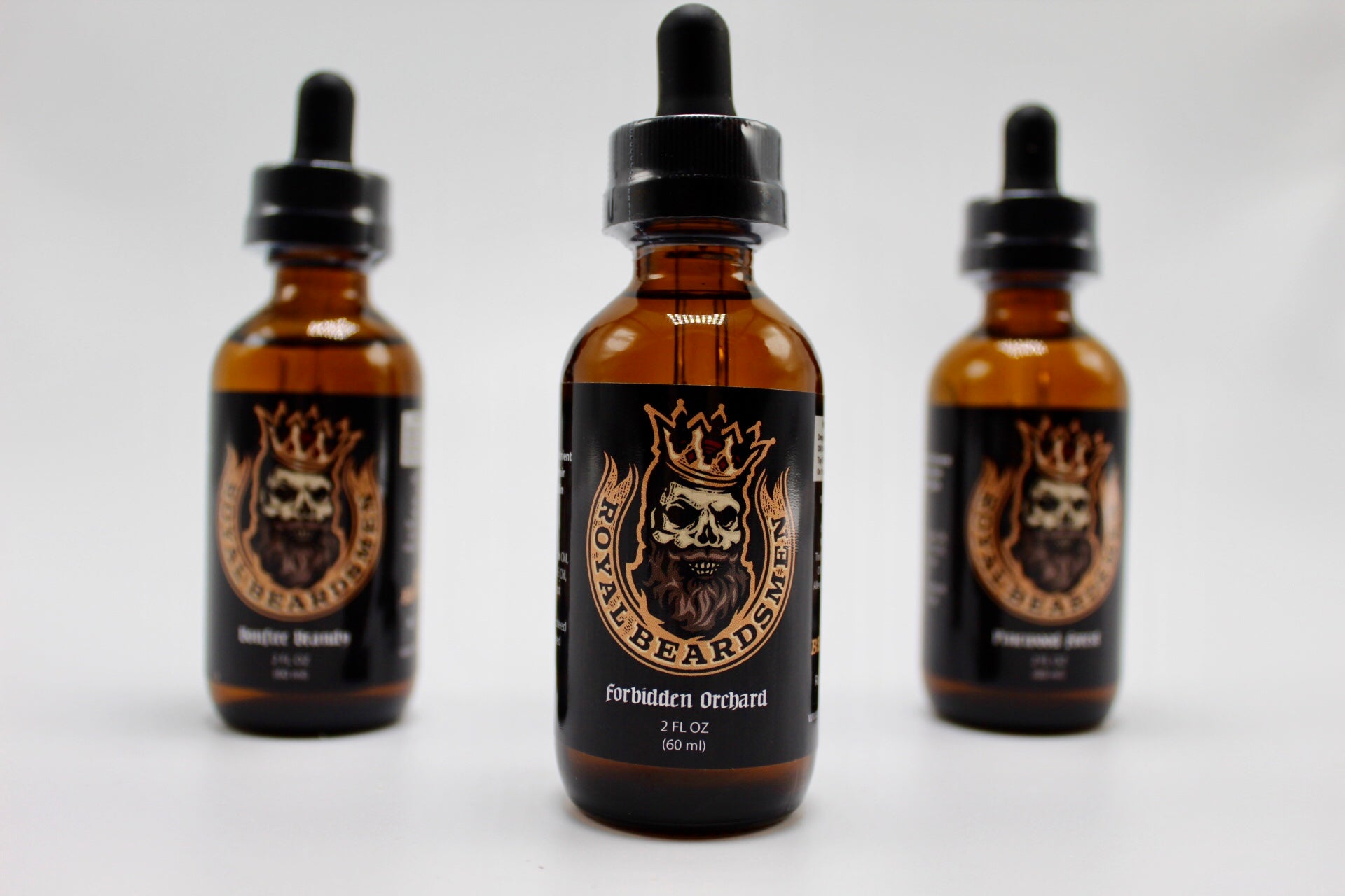 Royal Beardsmen Beard Oil