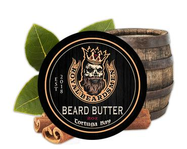 Royal Beardsmen Beard Butter - Tortuga Bay