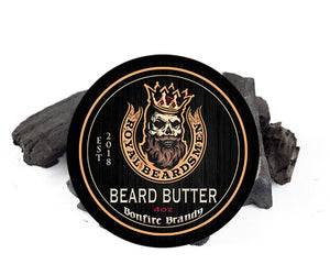 Bonfire Brandy Premium Beard Butter