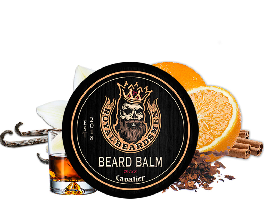 Cavalier Beard Balm Royal Beardsmen