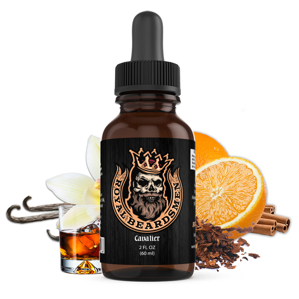 Cavalier Beard Oil Royal Beardsmen