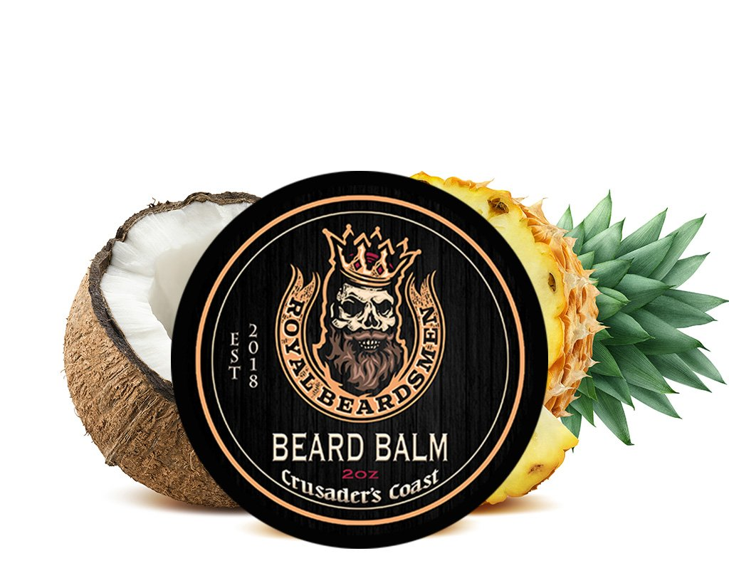 Crusaders Coast Premium Beard Balm