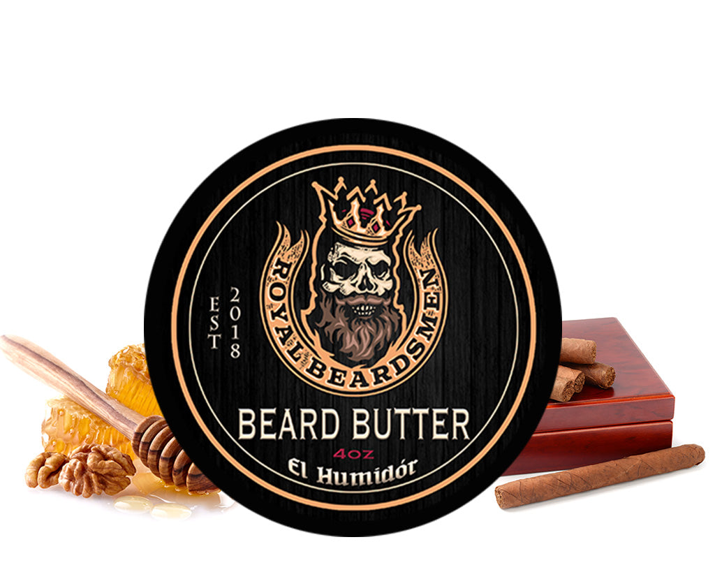 El Humidor Cigar Blend Premium Beard Butter