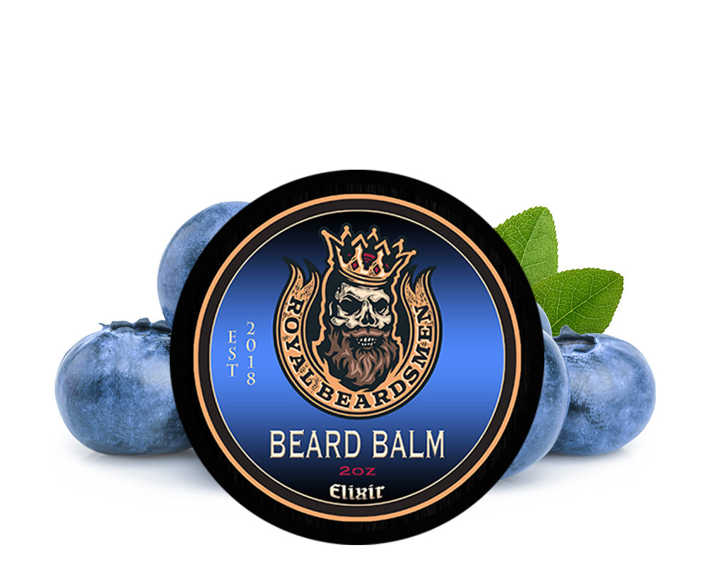 Blueberry Beard Balm