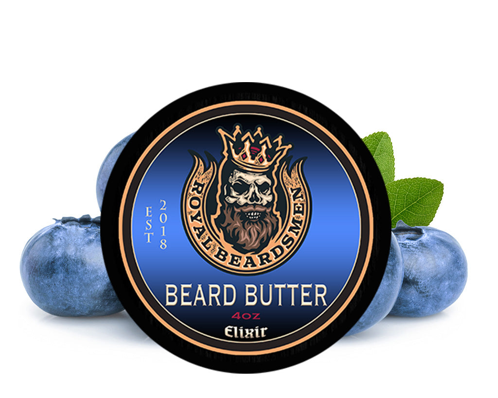 Blueberry Beard Butter