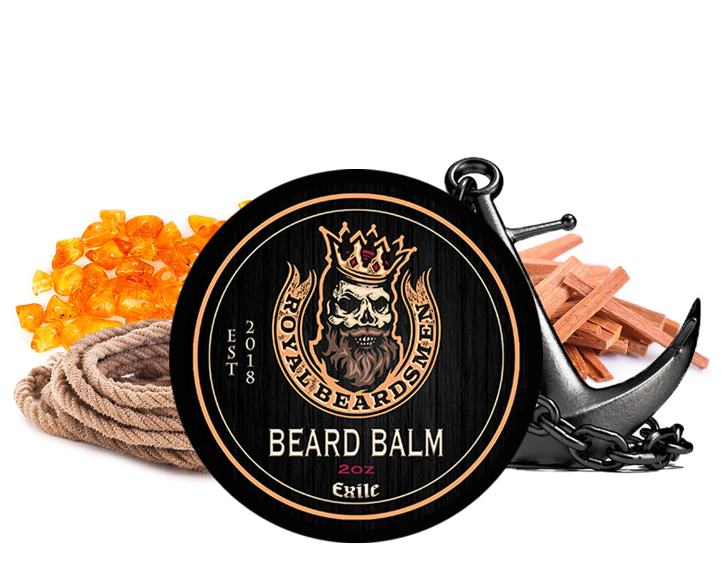 Exile Nautical Beard Balm