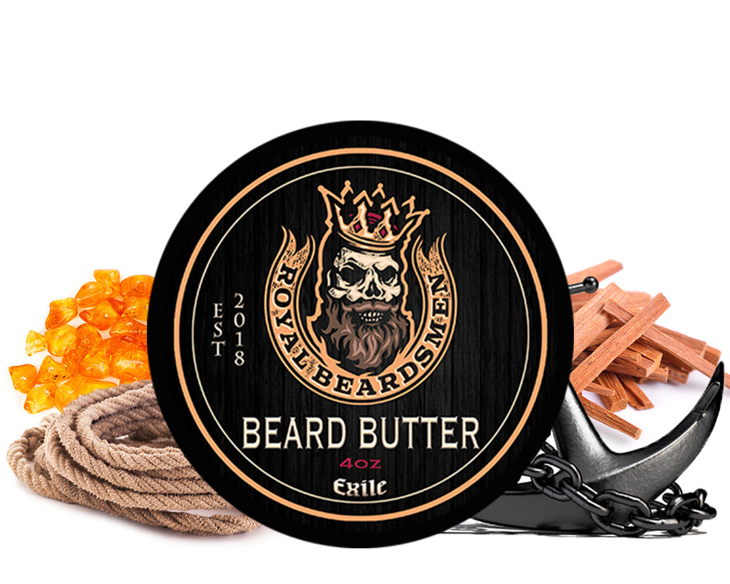 Exile Nautical Beard Butter